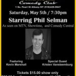 cs show Phil Selman
